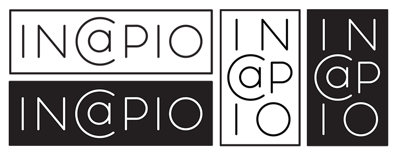 Incapio logo variants